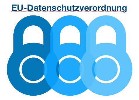 EU Datenschutzverordnung DSGVO